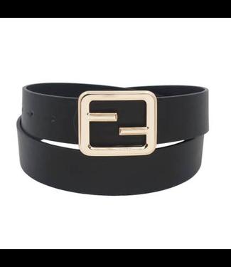 #wearfnf FF Belt Buckle - BLACK