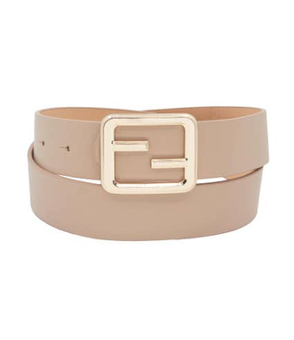 #wearfnf FF Belt Buckle - TAUPE