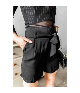 #wearfnf East Hampton Shorts - BLACK