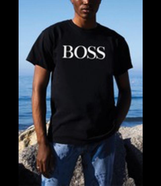 #wearfnf BOSS T-shirt - BLACK