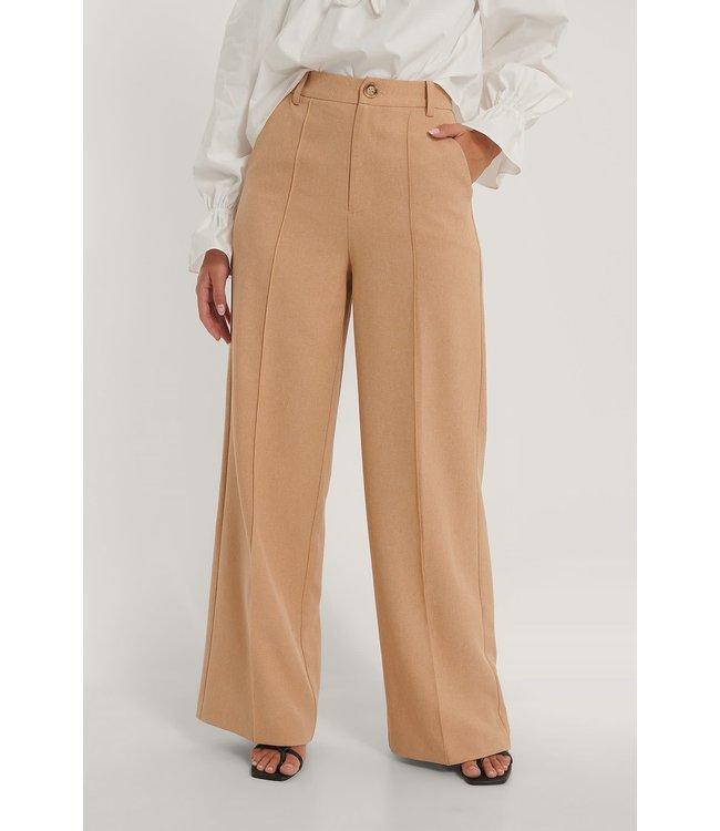 NA-KD Wide Suit Pants -