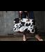#wearfnf Cow Print Weekender Bag
