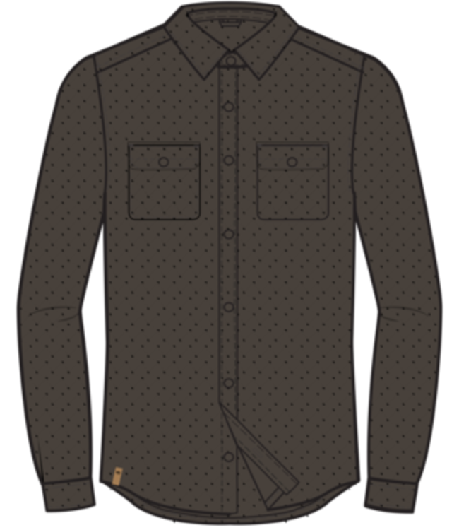 Ten Tree Colville Quilted L/S Shirt -