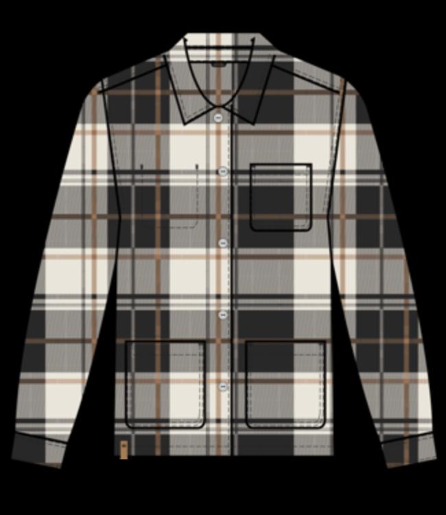Ten Tree Flannel Utility Jacket -
