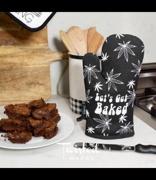 #wearfnf Lets Get Baked Oven Mitt -