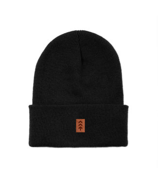 Northbound Supply Co. Leather Patch Toque -