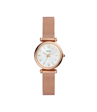 Fossil CARLIE MINI Watch - ROSE GOLD