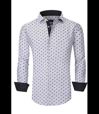 #wearfnf Sport Shirt L/S - 1 WHITE -