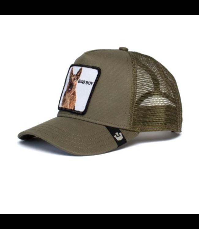 Goorin Bro's Hats BOUNCER Hat - OLIVE