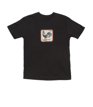 Goorin Bro's Hats CLUCKER T-Shirt - BLACK