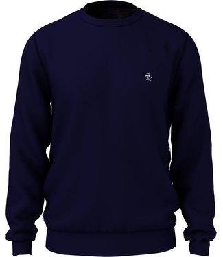 Original Penguin Sweatshirt - NAVY HEATHER