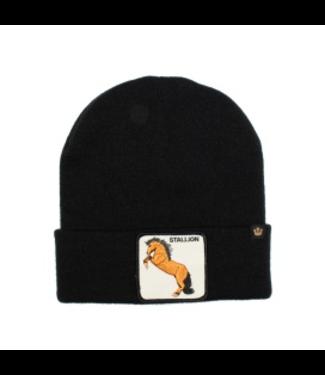 Goorin Bro's Hats BIG HORSE Toque - BLACK