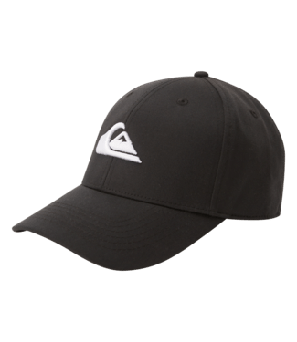 Quiksilver DECADES Hat - BLACK