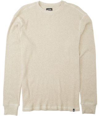 Billabong ESSENTIAL THERMAL Top - SAND HEATHER