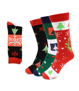 #wearfnf 3 Pairs Pack Women's Christmas Socks