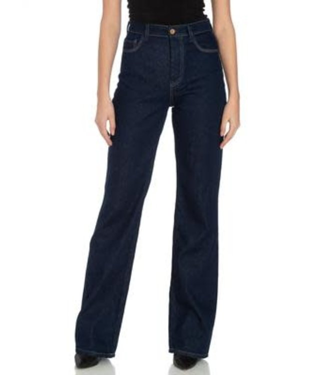 Guess 80'S Straight Cut Jeans - REFINED RINSE