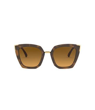 Oakley Sideswept - MATTE BROWN, Tortoise w/ Brown Gradient