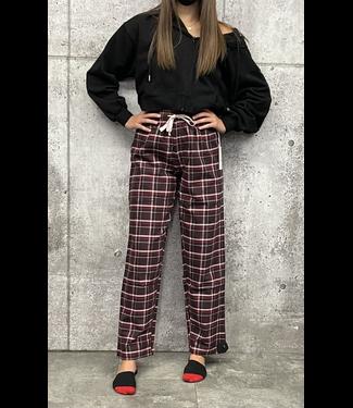 #wearfnf Flannel PJ Pant -