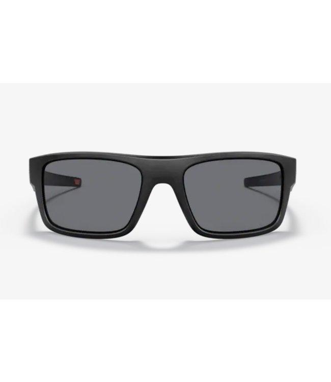 Oakley Drop Point - MATTE BLACK, Prizm Grey