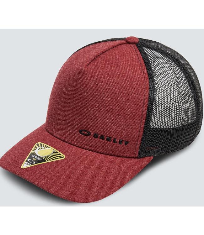 Oakley Chalten Cap - IRON RED