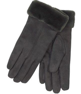 #wearfnf Gloves Faux Fur -
