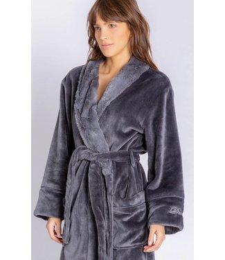 P.J. Salvage Luxe Plush Robe -
