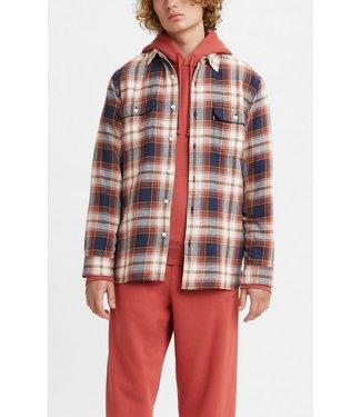 Levi's JACKSON WORKER Overshirt - PLAID