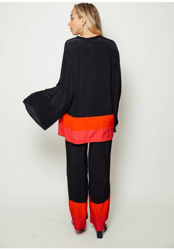 S/W/F Mila Kimono Top