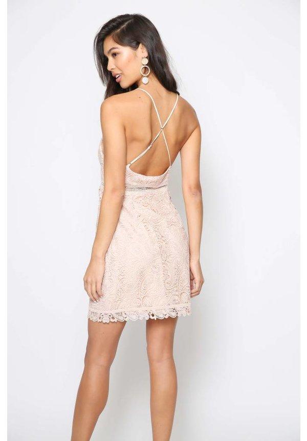 TJD Hyacinth Mini Dress