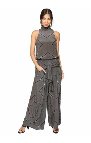 Laura Siegel Laura Siegel Sleeveless Jumpsuit