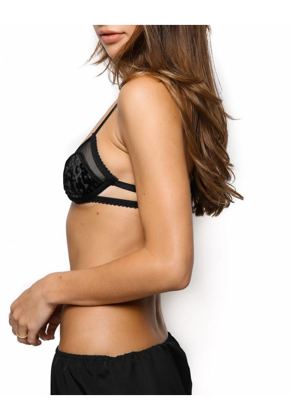 East-n-West Athena Bra
