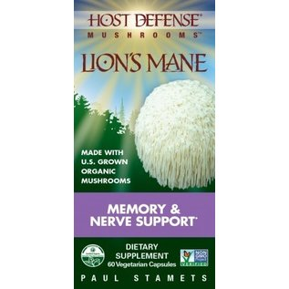 Host Defense Lion's Mane 60v