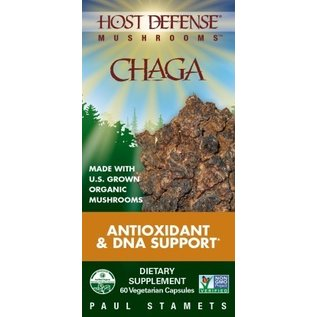 Host Defense Chaga 60v