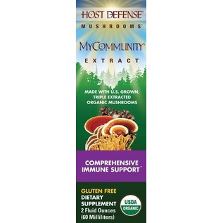 Host Defense MyCommunity Extract 2oz