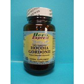 HERB EXPRESS Hoodia Gordonii  60 Liquid Veggie Capsules