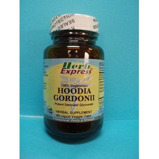 Hoodia Gordonii  60 Liquid Veggie Caps Vitamin Express