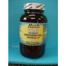 Oregano Oil 120 Liquid Veggie Capsules