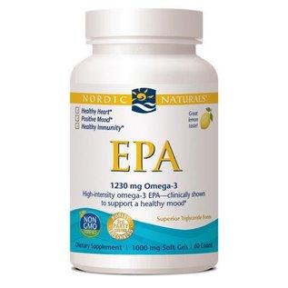 NORDIC NATURALS EPA Lemon 60sg