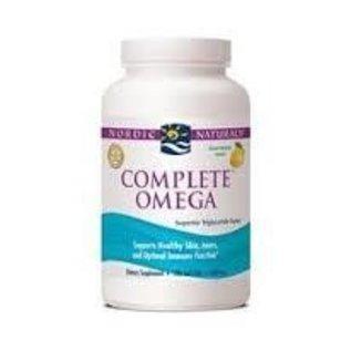 NORDIC NATURALS Complete Omega Lemon 60sg