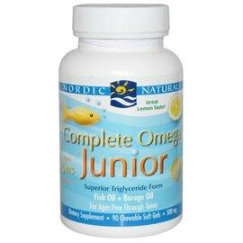 NORDIC NATURALS Complete Omega Junior Lemon 90sg
