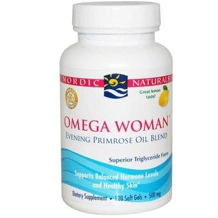 NORDIC NATURALS Omega Woman 120sg