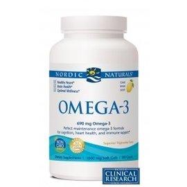 NORDIC NATURALS Omega 3 180sg