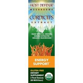 Host Defense Cordyceps Extract 1oz