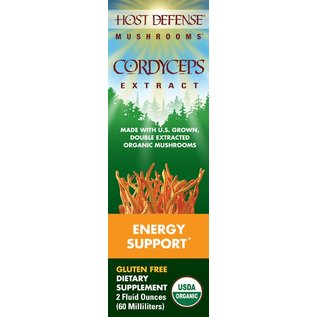 Host Defense Cordyceps Extract 1oz