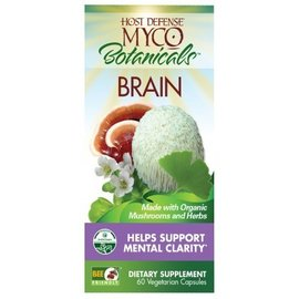 Host Defense MycoBotanicals Brain 60v