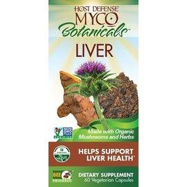 Host Defense MycoBotanicals Liver 60v