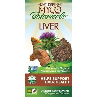 Host Defense MycoBotanicals Liver 60v