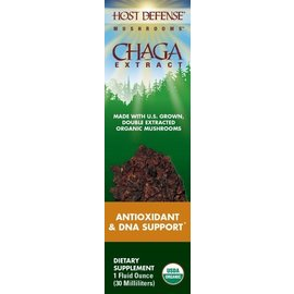 Host Defense Chaga Extract 1oz