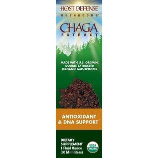 Host Defense Chaga Extract 1oz