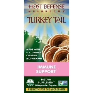 Host Defense Turkey Tail 120v